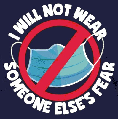 I will not fear someone else's fear.